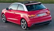 Audi A1 Cabriolet : Ouverture partielle