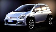 Fin 2013, le Fiat 500X remplacera le Sedici