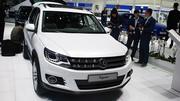 Volkswagen Tiguan : la nouvelle génération disponible en trois versions ?