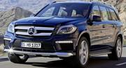 Mercedes GL 2012 : Fuite grand format