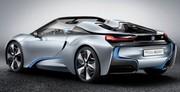 BMW i8 Concept Spyder : roadster hybride en approche !