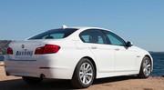 Essai BMW Active Hybrid 5 : l'hybride façon BMW