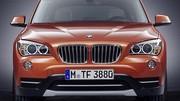 Le nouveau BMW X1 restylé avant l'heure