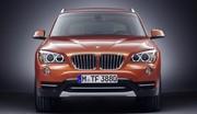 Le dépoussiérage du BMW X1 en avance