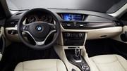Restylage BMW X1 : Démarrage anticipé