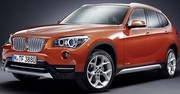 Le BMW X1 s'offre une cure de jeunesse au Salon de New York
