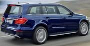 Tout sur le nouveau Mercedes GL