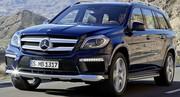 Seconde génération pour le Mercedes GL