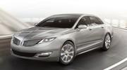 Nouvelle Lincoln MKZ : c'est du premium