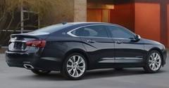 Chevrolet Impala : le retour de la grande américaine