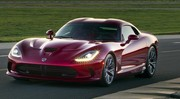 Nouvelle SRT Viper officielle !