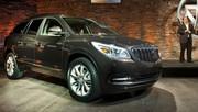 Buick Enclave, un crossover se lifte