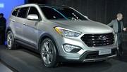 Hyundai Santa Fe 3 / ix45