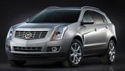Cadillac dévoilera le SRX restylé à New York