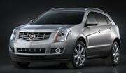 Cadillac SRX 2013 : évolutions techniques