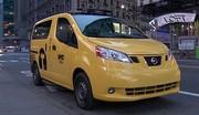 Nissan NV200, le futur taxi jaune en vidéo