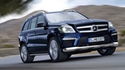 Nouveau Mercedes GL