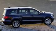 Mercedes-Benz ML : le 4x4 qui voulait être roi