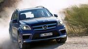 Mercedes GL : Colosse étoilé