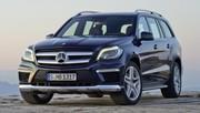Mercedes GL 2012 : Tout nouveau, le pachyderme !