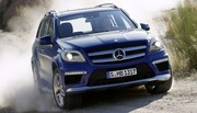 Mercedes GL 2 : Un géant très prévenant
