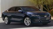 Chevrolet Impala, la nouvelle