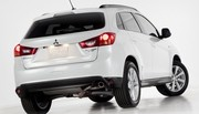 Restylage Mitsubishi ASX : Cherchez l'erreur