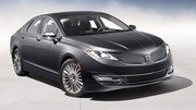 Lincoln MKZ : sans altération du concept-car à la série