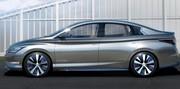 Infiniti LE Concept : une Nissan Leaf embourgeoisée