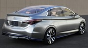 Salon de New York 2012 : Infiniti LE Concept
