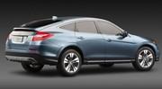 Honda Crossstour restylé officiel