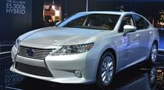 Lexus ES : sixième génération