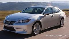 Lexus ES300h : une nouvelle hybride pour les Etats-Unis