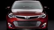 La Toyota Avalon devient plus sexy