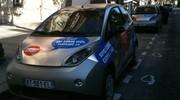 Les immatriculations de voitures électriques restent portées par Bolloré