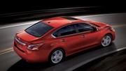 Nouvelle Nissan Altima : star du marché
