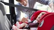 Alarmant : toujours 2 enfants sur 3 mal attachés en voiture !