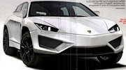Lamborghini Deimos : ce serait le nom du SUV