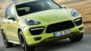 Porsche présente le nouveau Cayenne GTS