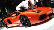 Le SUV Lamborghini pourrait s'appeler Deimos