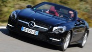 Essai Mercedes SL 350 V6 306 ch : Le mythe continue