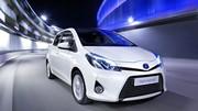Coup d'envoi à Valenciennes de la production de la Yaris hybride