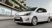 La production de la Toyota Yaris Hybride débute