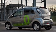 Essai Mitsubishi i-MiEV : Electric World