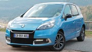 Essai Renault Scénic 2012 Bose Energy dCi 110 : Rester leader