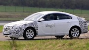 L'Opel Insignia restylée surprise