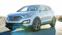 Hyundai Santa Fe 2012 : Double visage