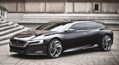 Citroën Numéro 9 Concept : le futur haut de gamme se profile