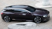 Citroën Numéro 9 : les trois futures DS en un seul concept