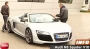 Emission Turbo : Audi R8, Porsche 356, Peugeot 4008, Nissan Qashqai, Renault Zoe